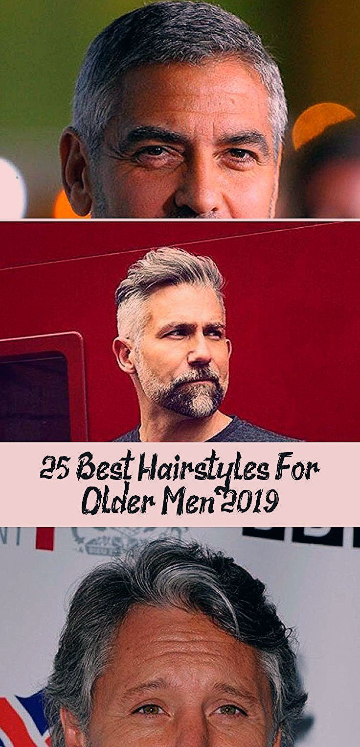 Photo of Old Men's Hairstyles Men Haircuts