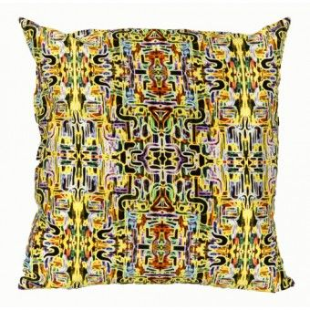 A wild design, the Jungle Fever pillow adds some wildlife to your interior. Available in our webstore from 129 euro's.