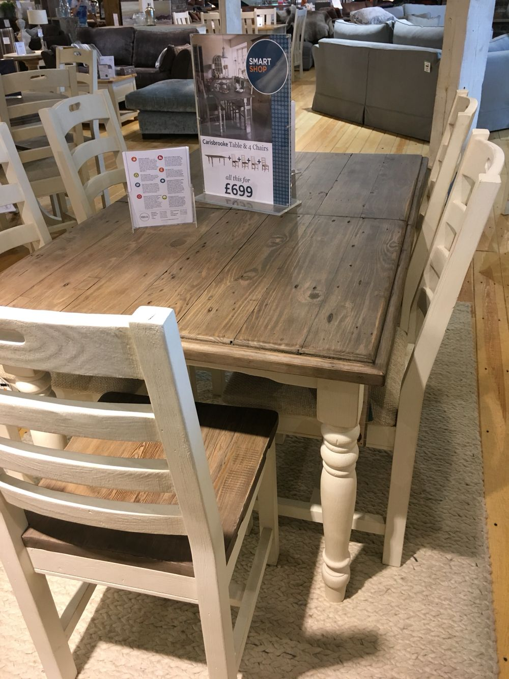 Carisbrooke Dining Table And Chairs From Barker And Stonehouse | House:  Kitchen | Pinterest | Bedrooms, Kitchens And House