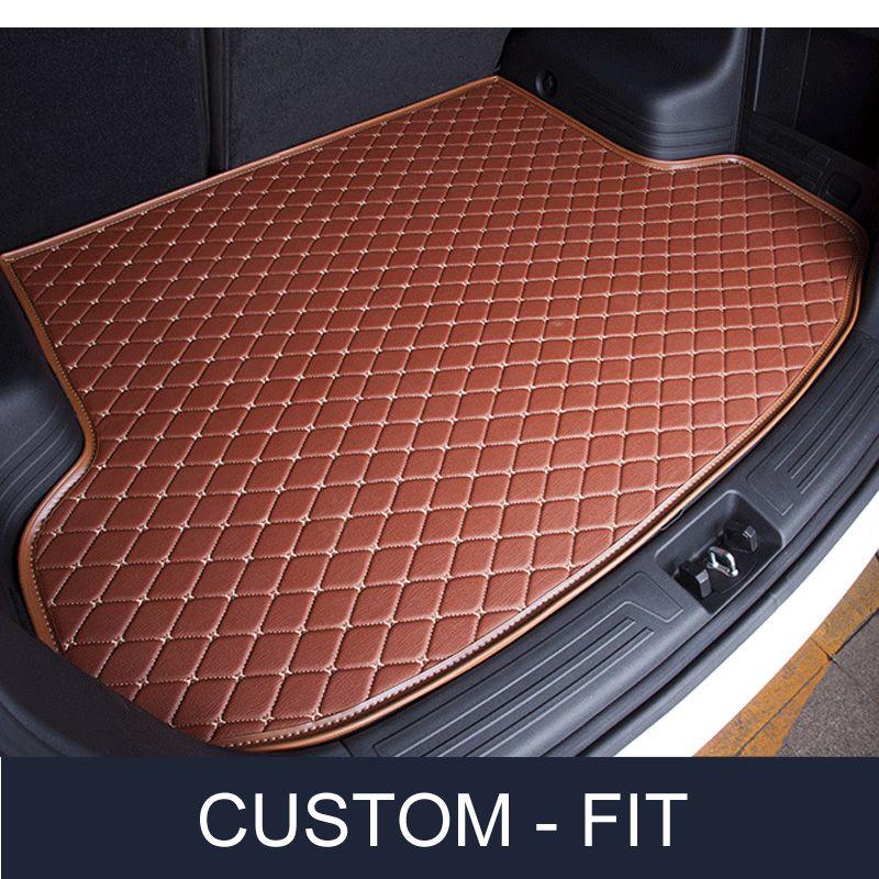 Custom Fit Car Trunk Mat For Citroen C5 C4 Air Cross Picasso C2 C4l Ds5 Ls Ds6 3d Car Styling Tray Carpet Carg Interiores De Coches Alfombrillas De Coche Mazda