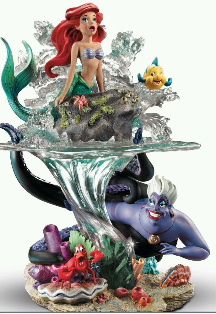 Disney Showcase Couture de Force Ursula rare Traditions