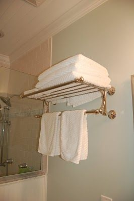 Mercer Train Rack Home Master Bathroom Pinterest Bath