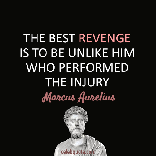 Quotes From The Show Revenge Marcus Aurelius Quote About