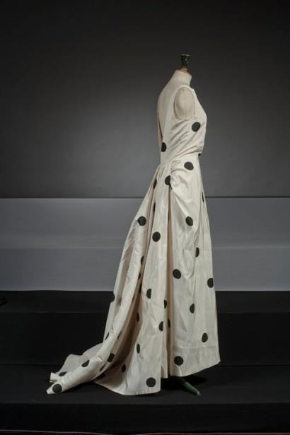 Robe du soir 1950