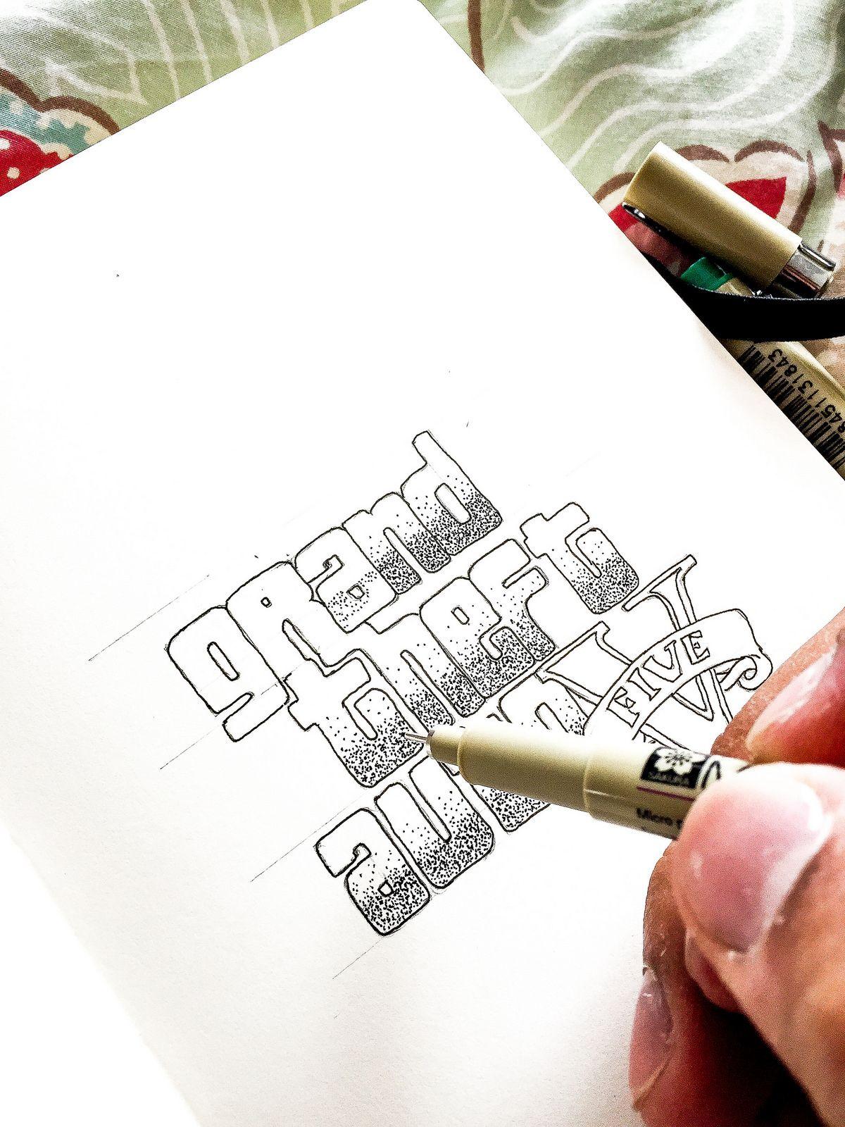 Gta Doodle Grand Theft Auto Doodle Mix Doodle
