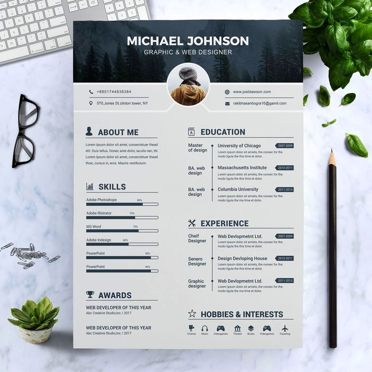 graphic designer resume tips and templates to land your dream job