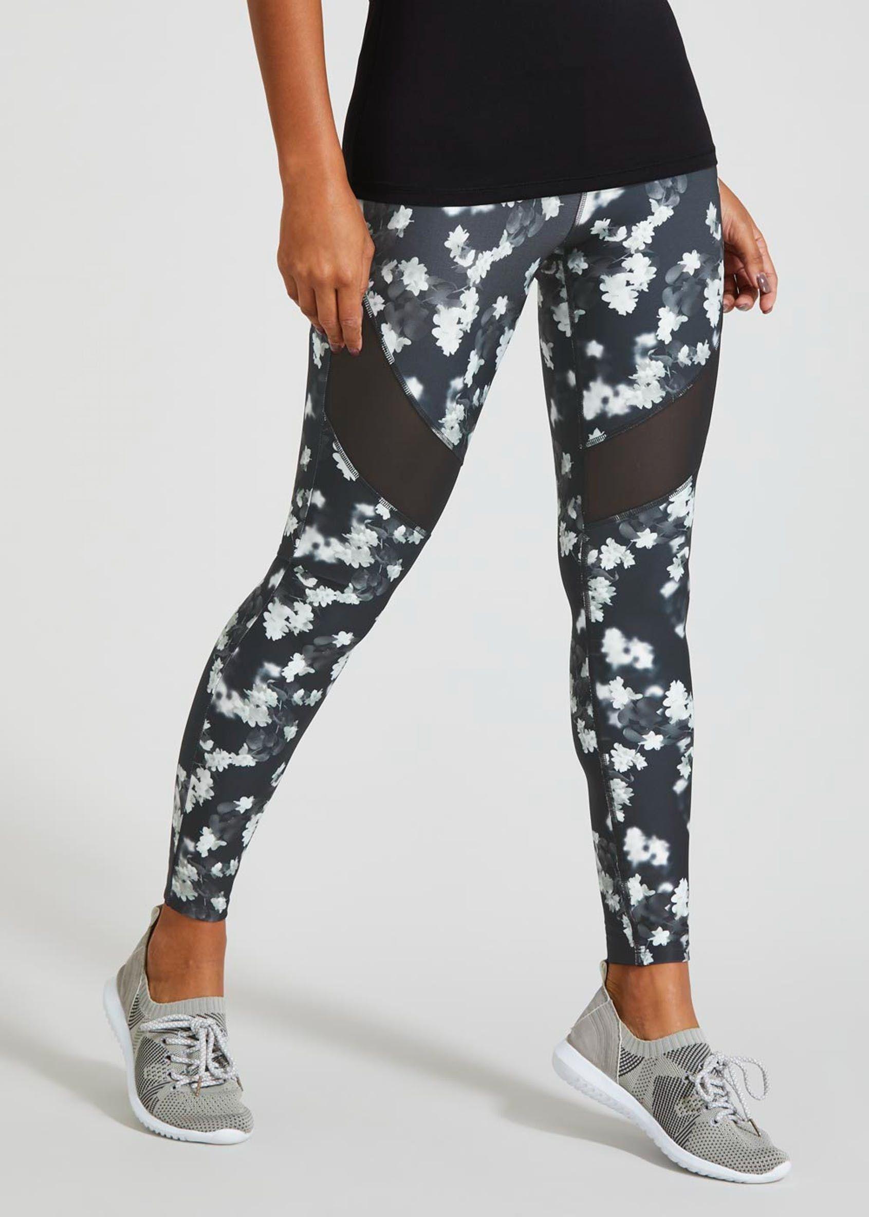 3c8d4d576c Souluxe Floral Gym Leggings | Clothes, shoes and accessories ...