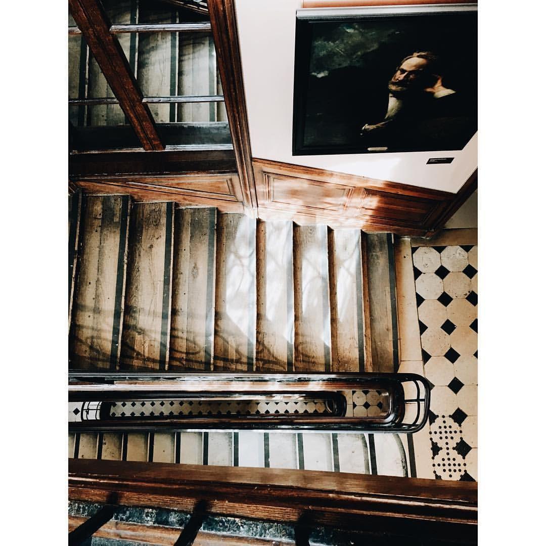 60 Unbelievable Under Stairs Storage Space Solutions: Maison De Victor Hugo, Paris
