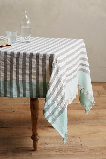 Harwin Tablecloth - anthropologie.com
