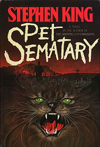 Pet Sematary by Stephen King 10/10 need to re read one day. Awesome