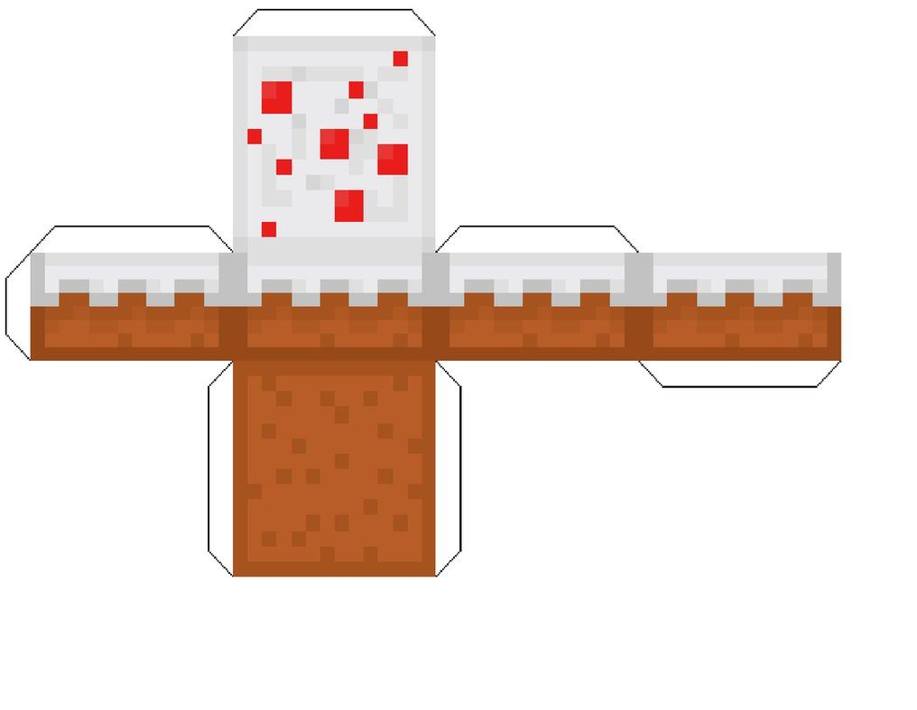 minecraft pictures to print | Print Out Cake (minecraft) by ...