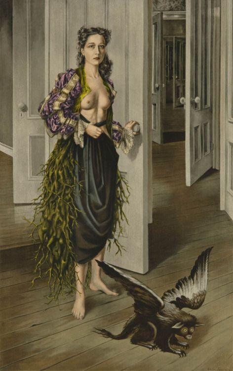 callmelies:  Birthday, 1942 Dorothea Tanning