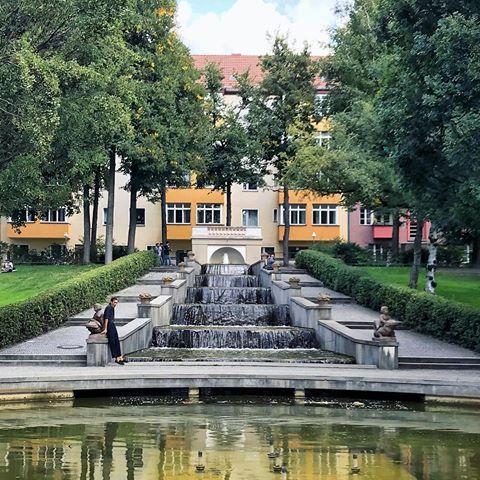 Schöne Grüße aus #Berlin #neukölln 🌳🌳🌳By 📷 #boshenagermany