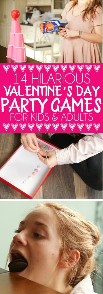 14 hilarious minute to win it valentines day party games that are great ideas for adults for kids for teens and even for playing in the classroom