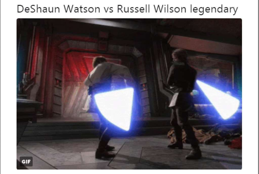 Memes have fun with texans heartbreaking loss star wars