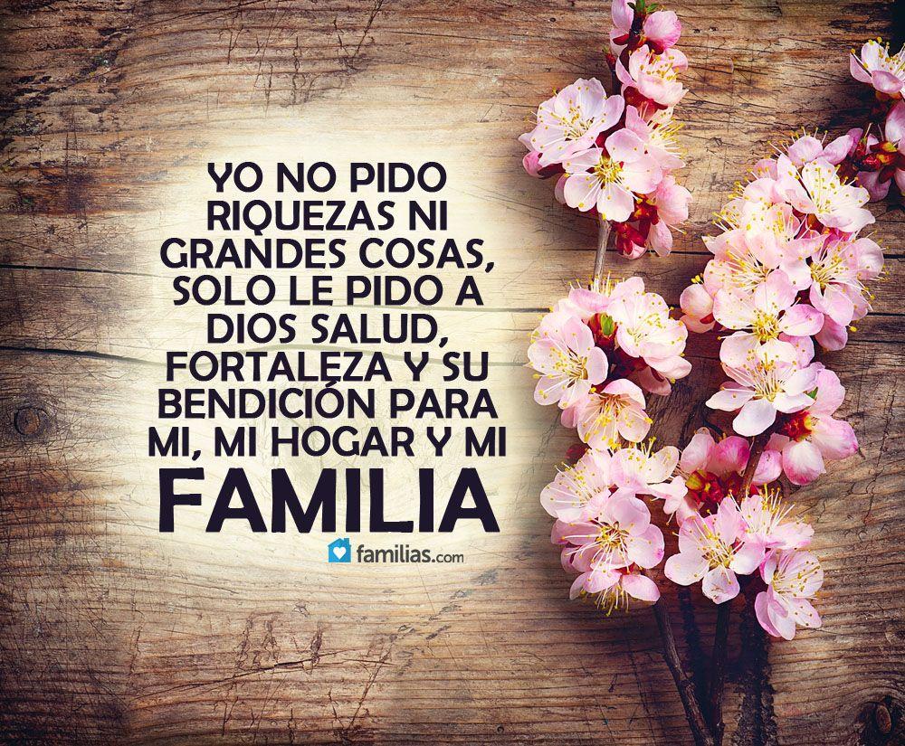 Amo A Mi Familia Frases De Agradecimiento Imagen Con Frases