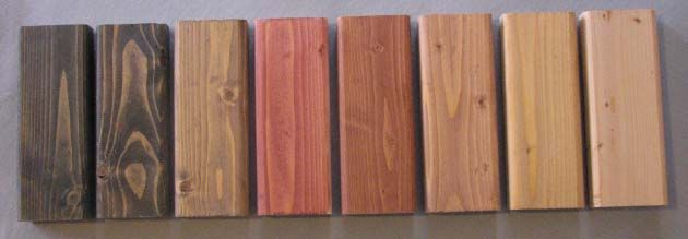 Stain Color On Douglas Fir Exterior Wood Stain Colors Staining Wood Exterior Wood Stain