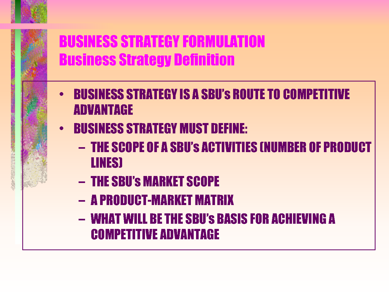 Business Strategies Business strategy, Strategy