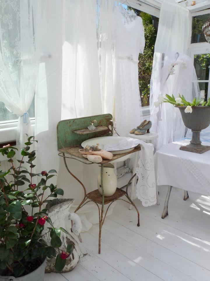 Heavens Rose Cottage Facebook · #Vintage #Home #Decor via ...
