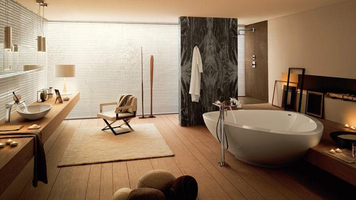 Badkamer met een grote K
