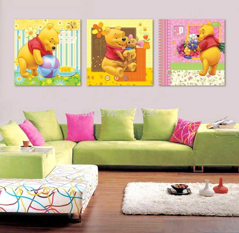 Modern Wall Art Home Decoration Printed Oil Painting Pictures Canvas ...