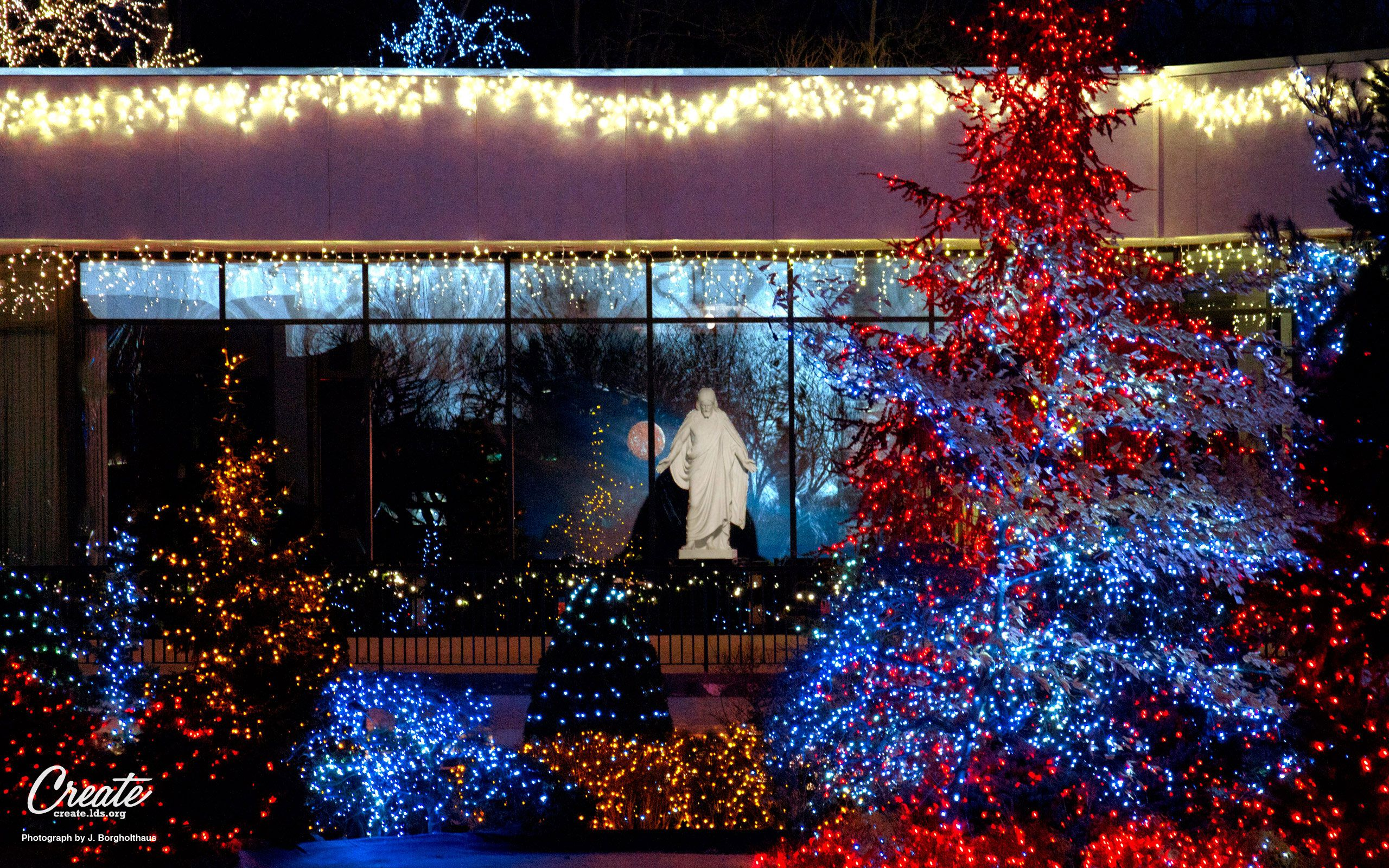washington dc temple visitors center christmas lights found at httponfbmevwnqwc - Christmas Lights In Dc