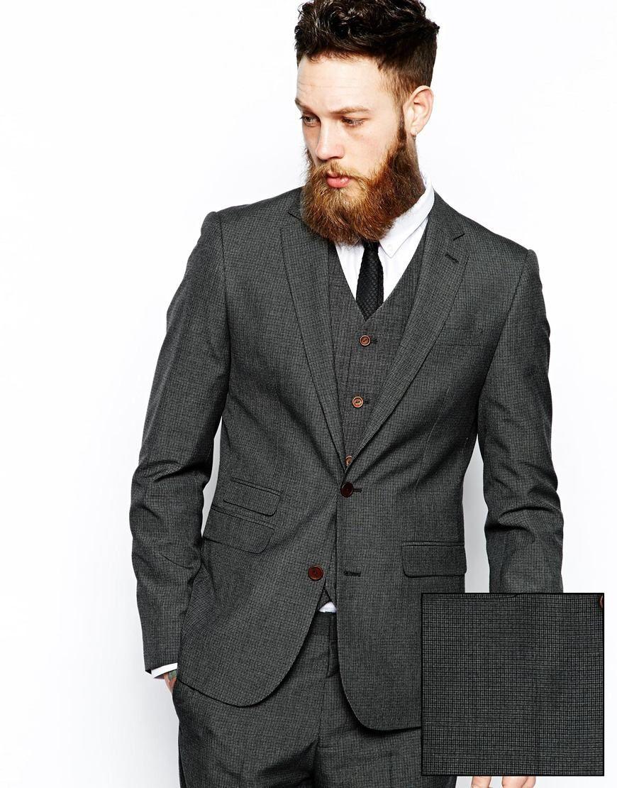 Groomus suit groomsmen pinterest slim fit suits fitted suits