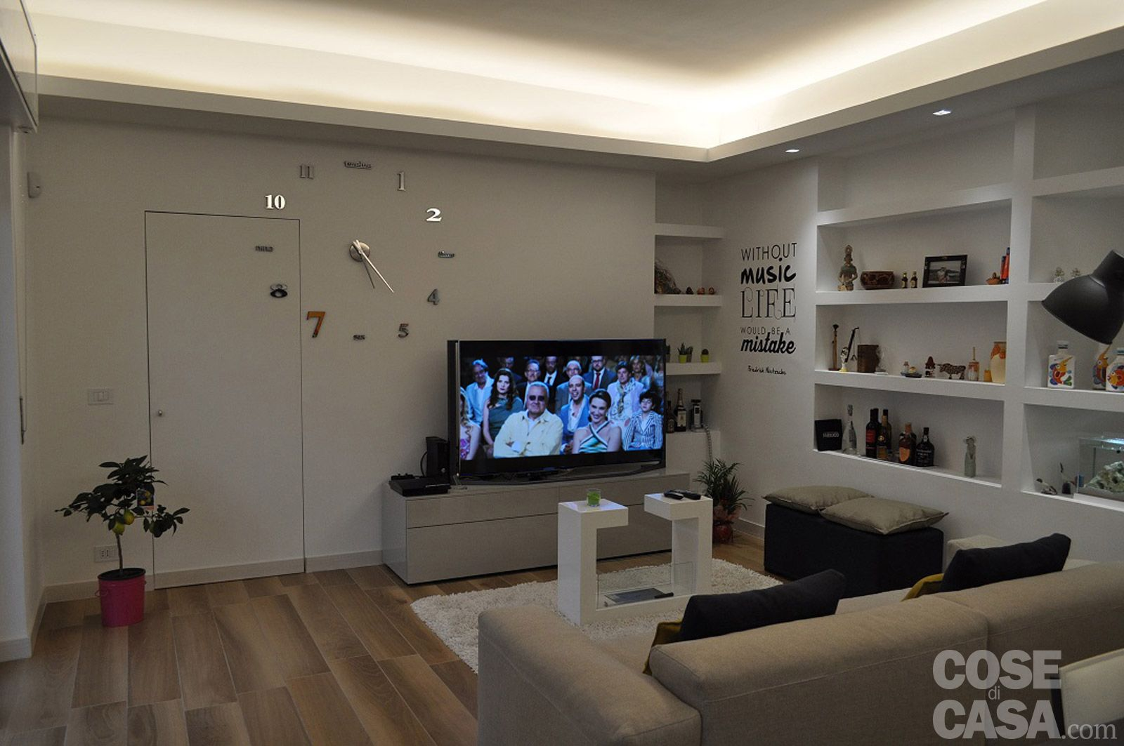 Mq una casa da vivere in relax cucina th e relax