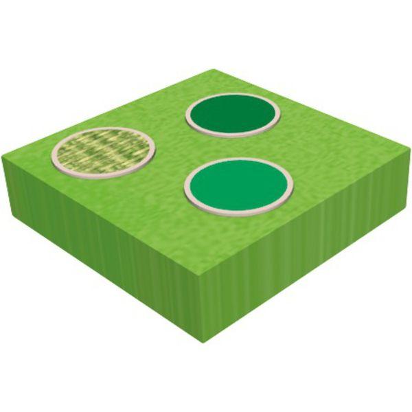 Quader mit haptischen Elementen | Einzel-Podestelemente | Podeste | Möbel & Raumgestaltung | Krippe & Kindergarten | Wehrfritz Deutschland