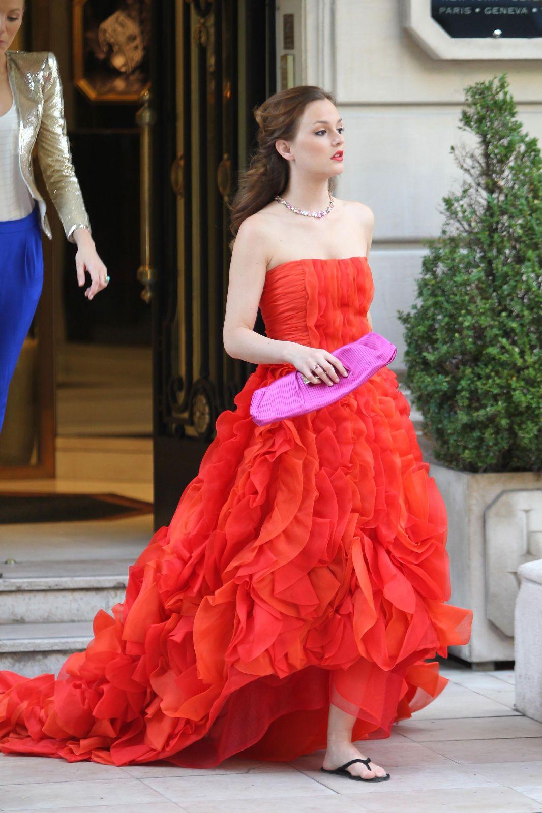 Blair Waldorf, I want this dress | style!