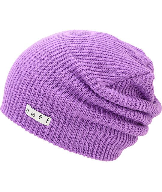 Accent your outfits with a stylish vibrant neon purple colorway in an  oversized slouchy fit for a casual look. dd86c872159