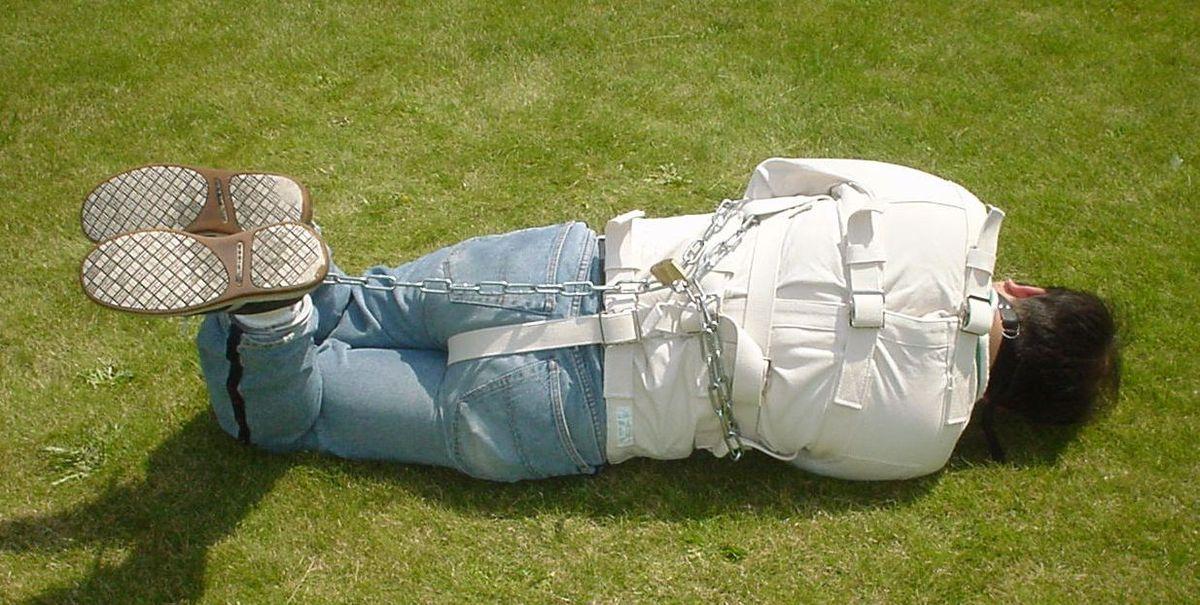 Straitjacket - Wikipedia Straitjacket - Wikipedia  crazy old woman waistcoat - Woman Waistcoats