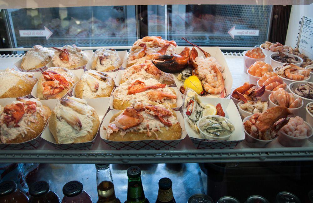 Street Side Food At Fisherman S Wharf San Francisco