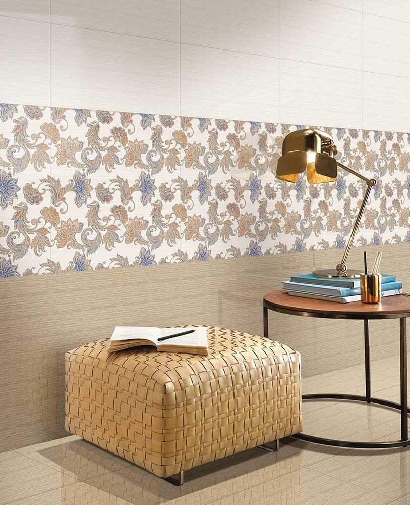 Kajaria Ceramics Limited 2020 The Tiles Of India Southindianhouseinteriorslivingrooms Mod In 2020 Room Wall Tiles Floor Tile Design Interior Design Living Room