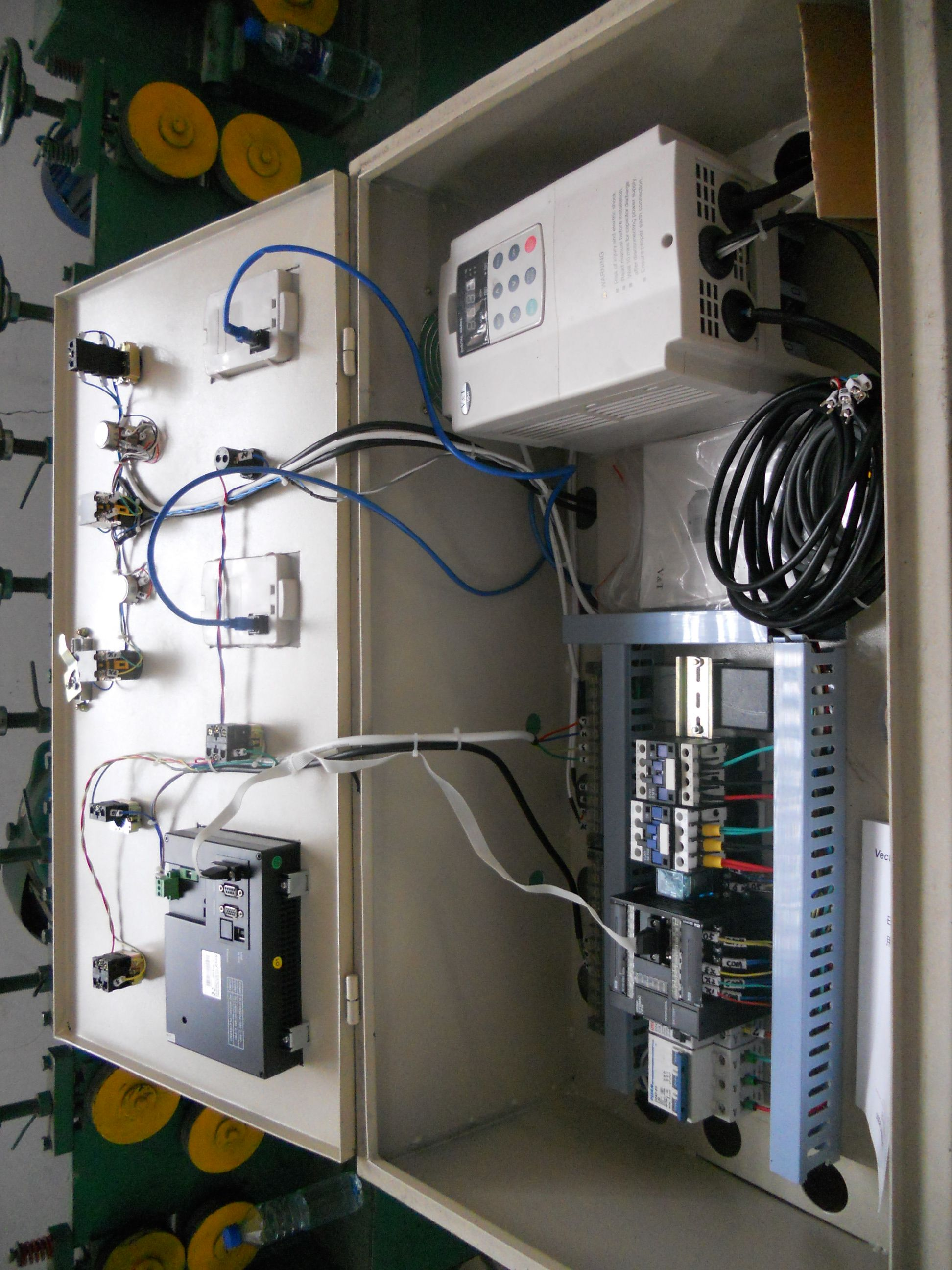 What is a VFD Variable Frequency Drive? A Variable Frequency Drive ...