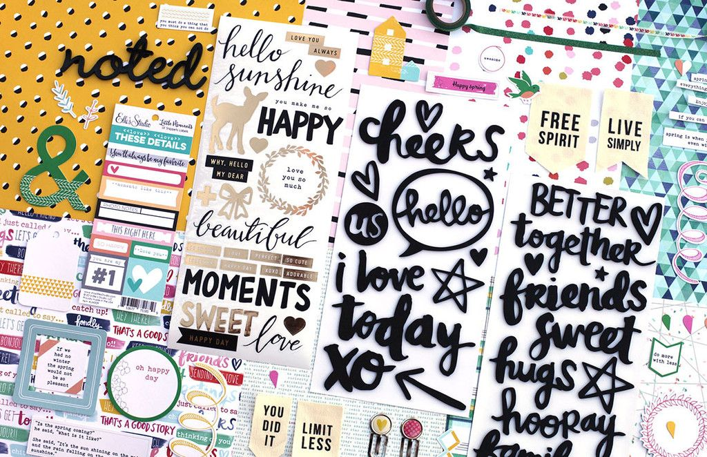 March Kit Subscription: Oh Happy Day
