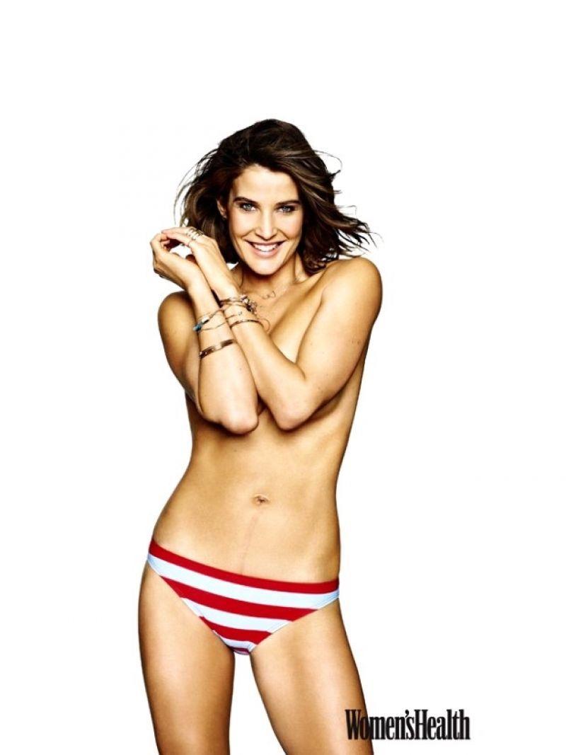 Cobie Smulders Women's Health, May 2015 naked (64 photos), Paparazzi Celebrites image