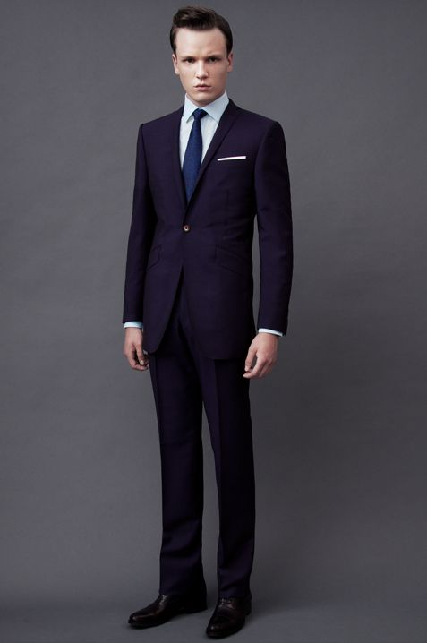 Boateng Suit   Style   Pinterest   Suits, Mens fashion and Ozwald ... 2e3f2f3bef