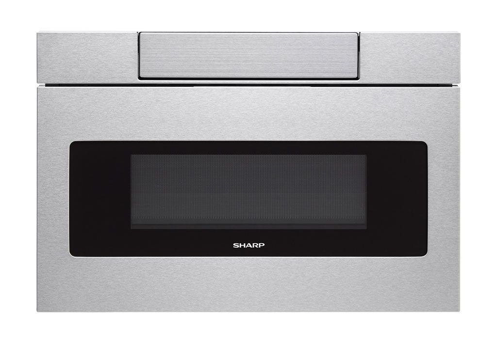 Under Counter Microwave For Easier Works: Sharp Microwave Drawer Oven, 24 In. 1.2 Cu. Ft. 1000W