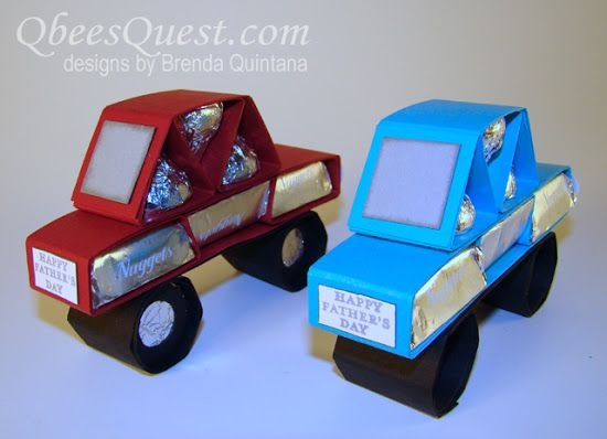 Hershey Kiss Cars Love It