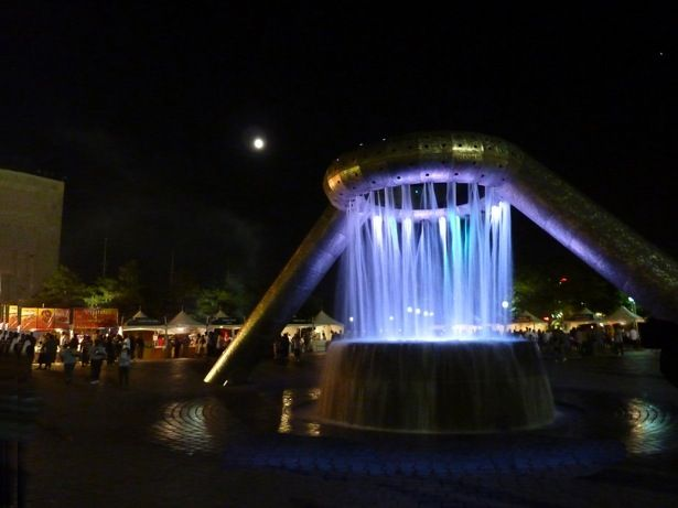 Spectacular Fountains From Around The World Fountains Designer