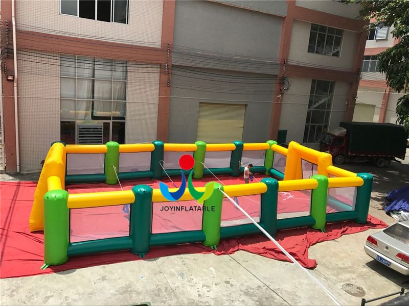 13 8x7 8x2 4m Giant Outdoor Inflatable Football Filled Inflatable
