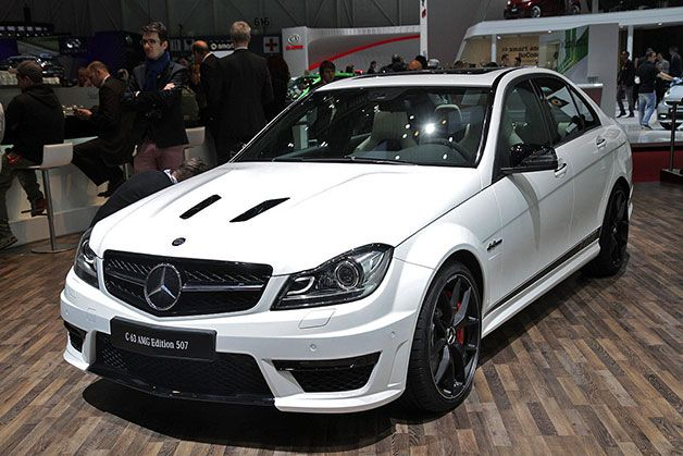 2014 Mercedes Benz C63 Amg Edition 507 Still Lights Our Fire With