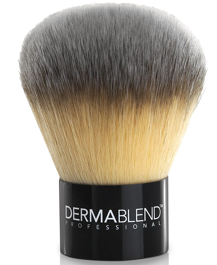 Dermablend Pro Face and Body Brush Body brushing, Makeup
