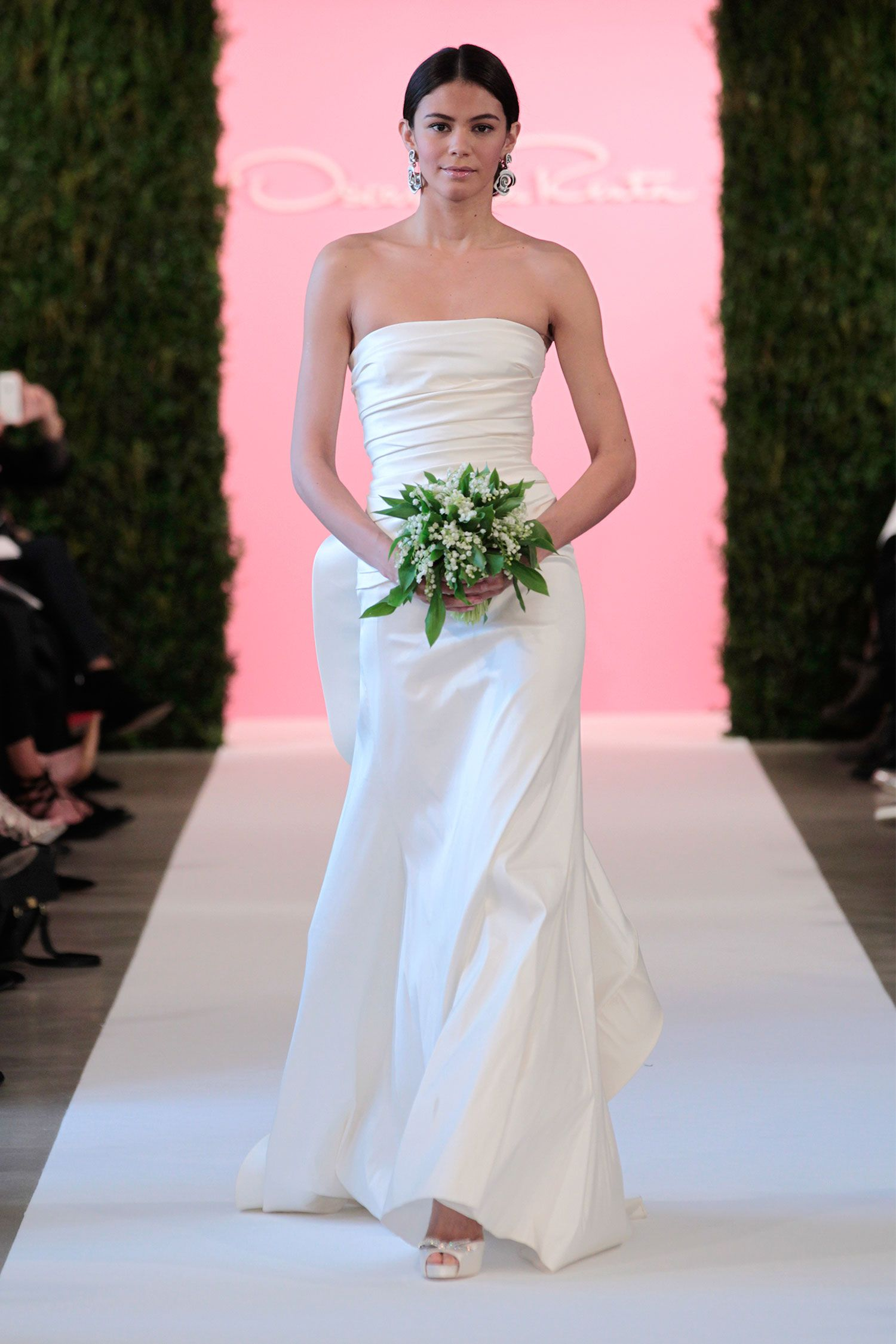 Best in Bridal: Spring 2015 | Pinterest | Oscar de la Renta