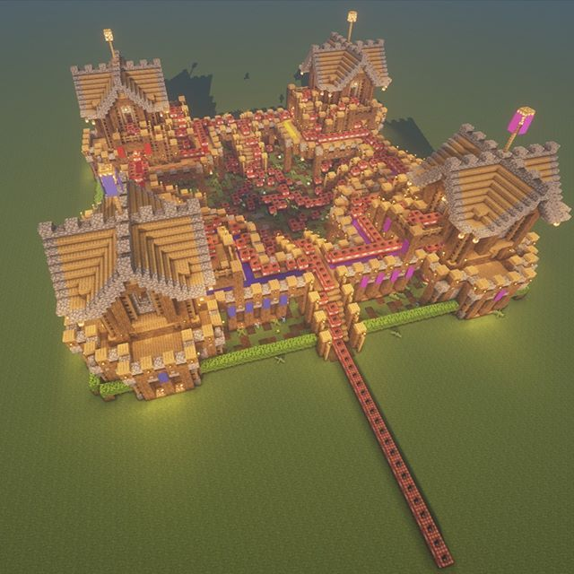 Grand Finale Of Our Newest Build Tutorial Do You Think This Is Enough Tnt  Will The Whole Base