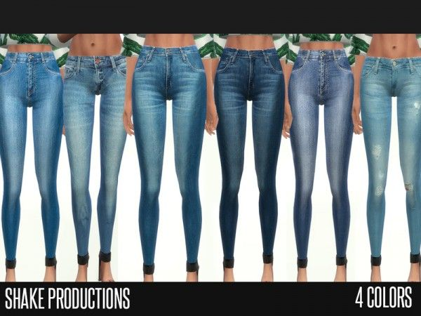 The Sims Resource: Shake Productions-58 • Sims 4 Downloads