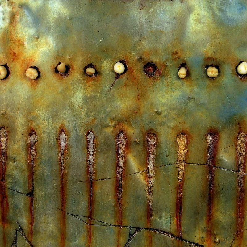 Nine Inch Nails album artwork by Russell Mills | Teef Teef ...