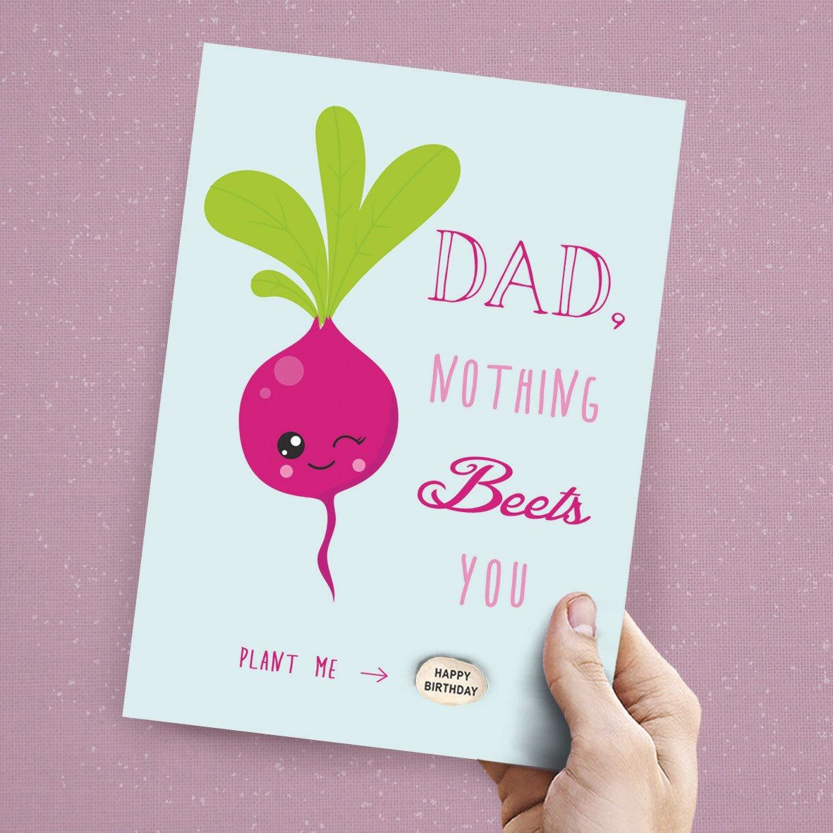 handmade dad birthday card birthday card for dad cute card