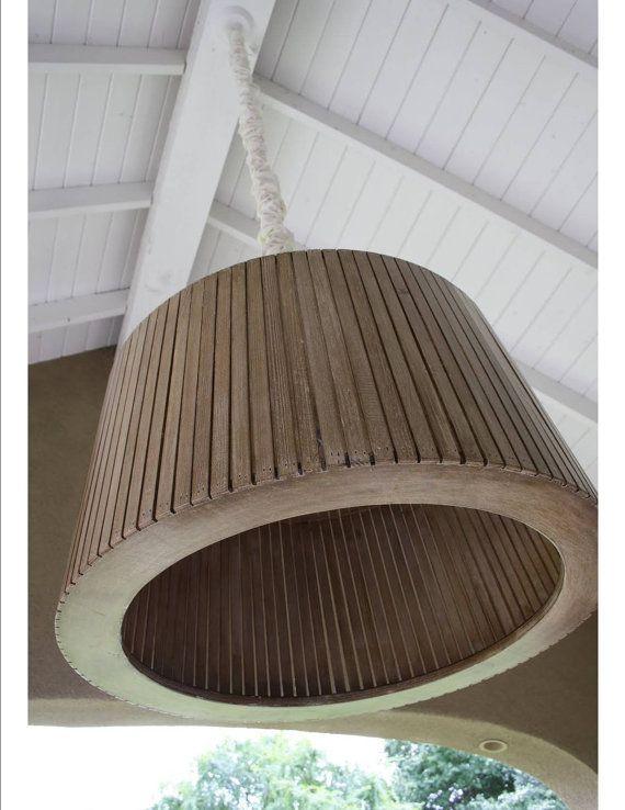 wood chandelier on etsy